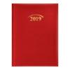 Ежедневник А6 датированный 2019 MIRADUR красный