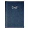 Ежедневник А6 датированный 2019 MIRADUR синий