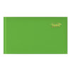 Еженедельник 2019 Brunnen карманный датированный MIRADUR ярко-зеленый