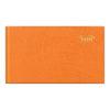Еженедельник 2019 Brunnen карманный датированный WAVE оранжевый