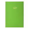 Ежедневник 2019 Brunnen А5 датированный MIRADUR ярко-зеленый