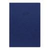 Ежедневник 2019 Brunnen А5 датированный FLEX гибкий, ярко-синий