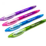 Ручка шариковая DUO, стержень синий, разноцветные корпуса