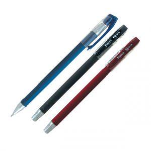 Ручка гелевая FORUM в прорезиненном корпусе