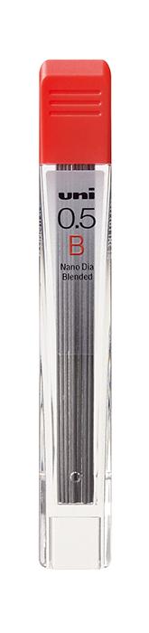 Грифель для механического карандаша NANO DIA, 0,5мм, твердость B