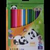 Карандаши цветные 18 цветов KIDS LINE, круглый корпус