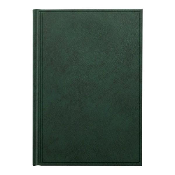 Ежедневник А5 недатированный АГЕНДА MIRADUR зеленый