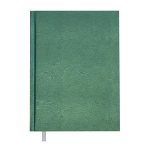 Ежедневник А5 датированный 2019 PERLA твердая обложка, бирюзовый