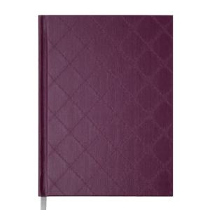 Ежедневник А5 датированный 2019 CHANEL твердая обложка, фиолетовый