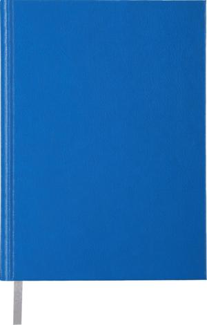Ежедневник А5 недатированный STRONG светло-синий