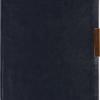 Ежедневник А5 недатированный SALERNO синий, кремовый блок, гибкая обложка