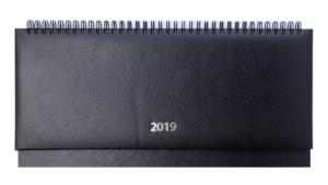Планинг 2019 датированный STRONG черный