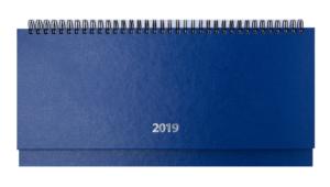 Планинг 2019 датированный STRONG синий