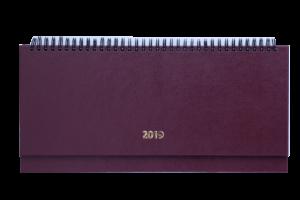 Планинг 2019 датированный STRONG коричневый
