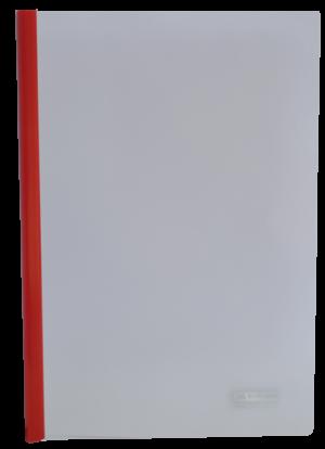 Папка пластиковая А4 с прижимной планкой, 15мм