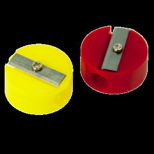 Точилка круглая пластиковая BM.4700