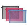 Папка-конверт на молнии, формат А4+ (3 цвета)