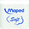 Ластик ESSENTIALS SOFT MEDIUM Maped MP.049411 эргономичная форма 27503