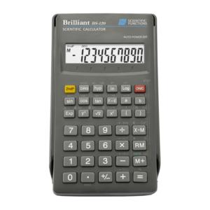 Калькулятор инженерный BRILLIANT BS-120, 10+2р, 56 функций