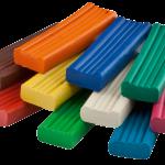 Стеки для пластилина, набор 3шт, пластиковые