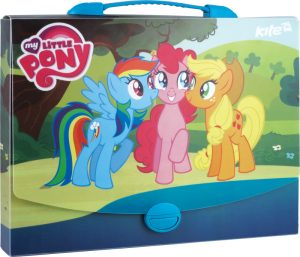 Портфель-коробка А4 Little Pony LP15-209K