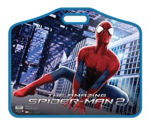 Портфель на липучках, 1 отд, А3+ Spider-Man SM14-208K