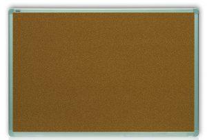 Доска пробковая информационная ТМ 2х3, в алюминиевой рамке ALU23