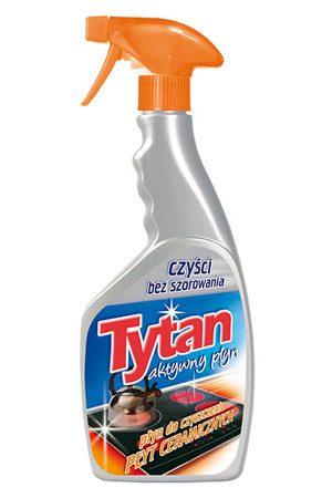 Средство для чистки керамических плит Tytan, жидкий, 500мл