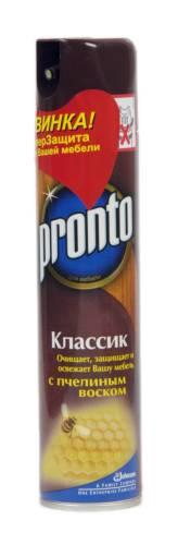 Спрей-аэрозоль PRONTO Классик с пчелиным воском