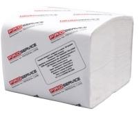 Туалетная бумага  в листах PRO-60600, 2-х слойная, 300шт