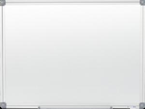 Доска магнитная для маркера ТМ BuroMax, в алюминиевой рамке