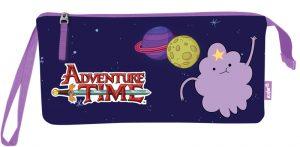 Пенал мягкий 1 отделение Adventure Time AT15-668K