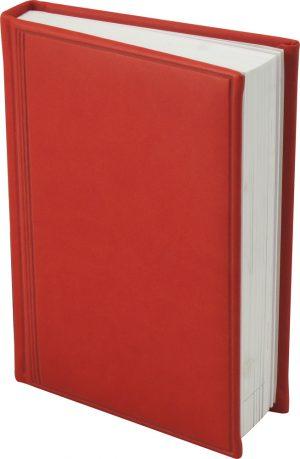 Ежедневник А6 недатированный TORINO ярко-красный