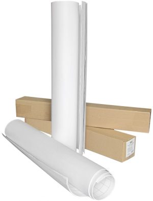 Бумага для флипчарта 10 лист, 64х90см, белый