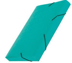 Папка-бокс пластиковая А4 на резинке