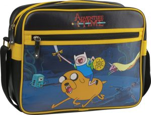 Сумка школьная Adventure Time AT15-569K