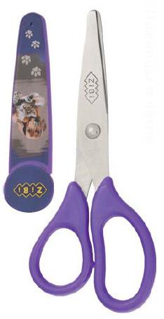 Ножницы детские 135мм в чехле