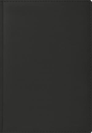 Обложка RUBER черный