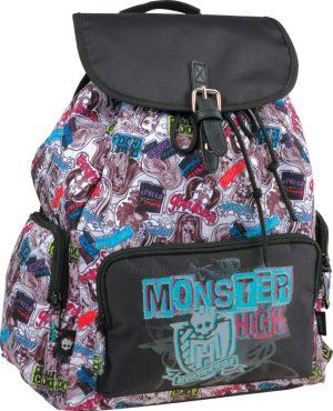 Рюкзак мягкий Monster High MH15-965S