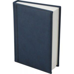 Ежедневник А6 недатированный TORINO синий