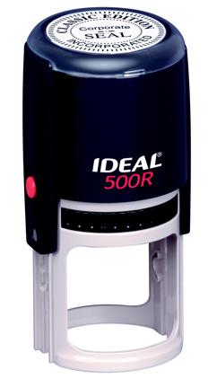 Оснастка для круглой печати D-50мм