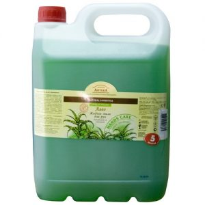 Мыло жидкое Зелена Аптека, 5л, в ассортименте