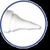 Корректор-ручка 8мл с пластиковым наконечником 12419