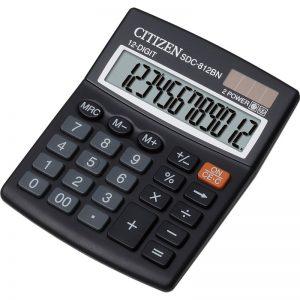 Калькулятор Citizen SDC-812B, 10 разрядов