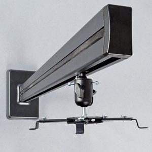 Держатель для проекторов универсальный настенный, 13,5-100см