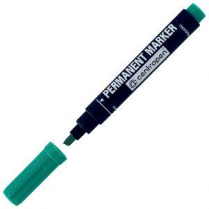 Маркер перманентный 1-4,6мм, клиноподобный (4 цвета)