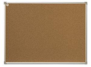 Доска пробковая информационная ТМ 2х3, в алюминиевой рамке EcoBoards