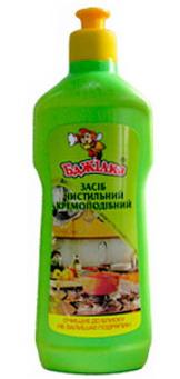 Крем для чистки посуды БДЖІЛКА, 400г