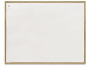 Доска магнитная для маркера ТМ 2х3, белая, в деревянной рамке EcoBoards