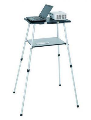 Стол для проектора MOBILE, 65×45/56×37см, регулировка высоты
